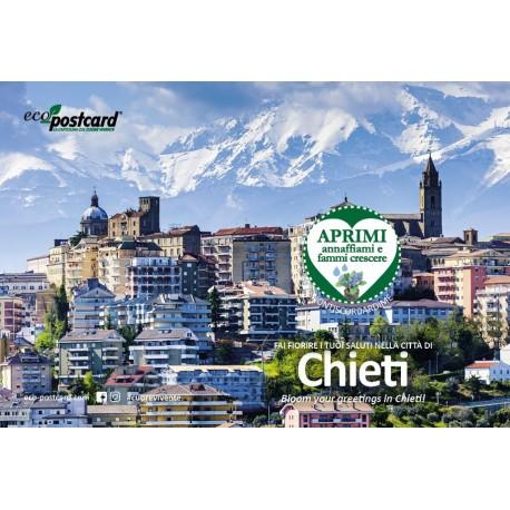 Eco-Postcard Turistica di Chieti - Ipomea