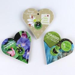 1 Eco-Decors cuore personalizzata con la tua grafica