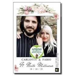 Eco-Postcard personalizzata con la tua grafica