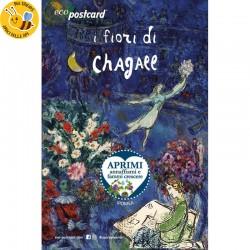 Eco-Postcard Artistica Chagall con Realtà Aumentata