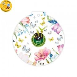 Eco-Decors Pallina ecologica Primavera fiori e farfalle – Calendula