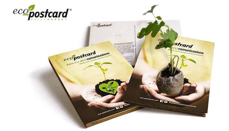 Eco-Postcard